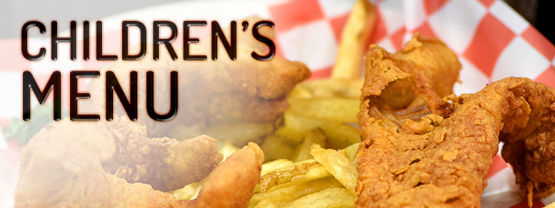 Childrens Menu Header